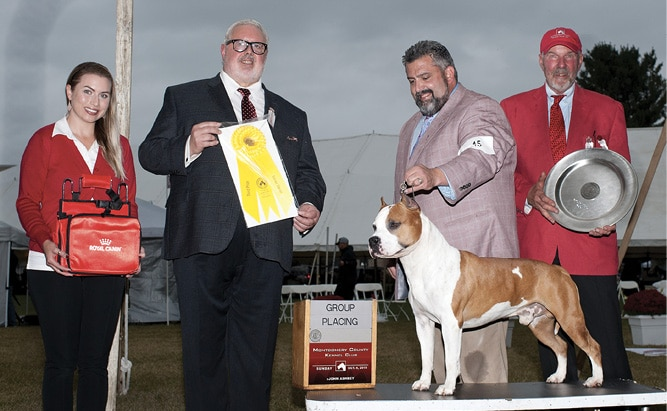 The Montgomery County Kennel Club