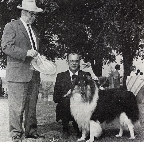 Remembering AKC Field Representative William Harold Holbrook