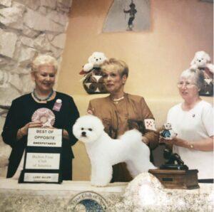 Mimi Winkler | Judges Choice Bichons Frises