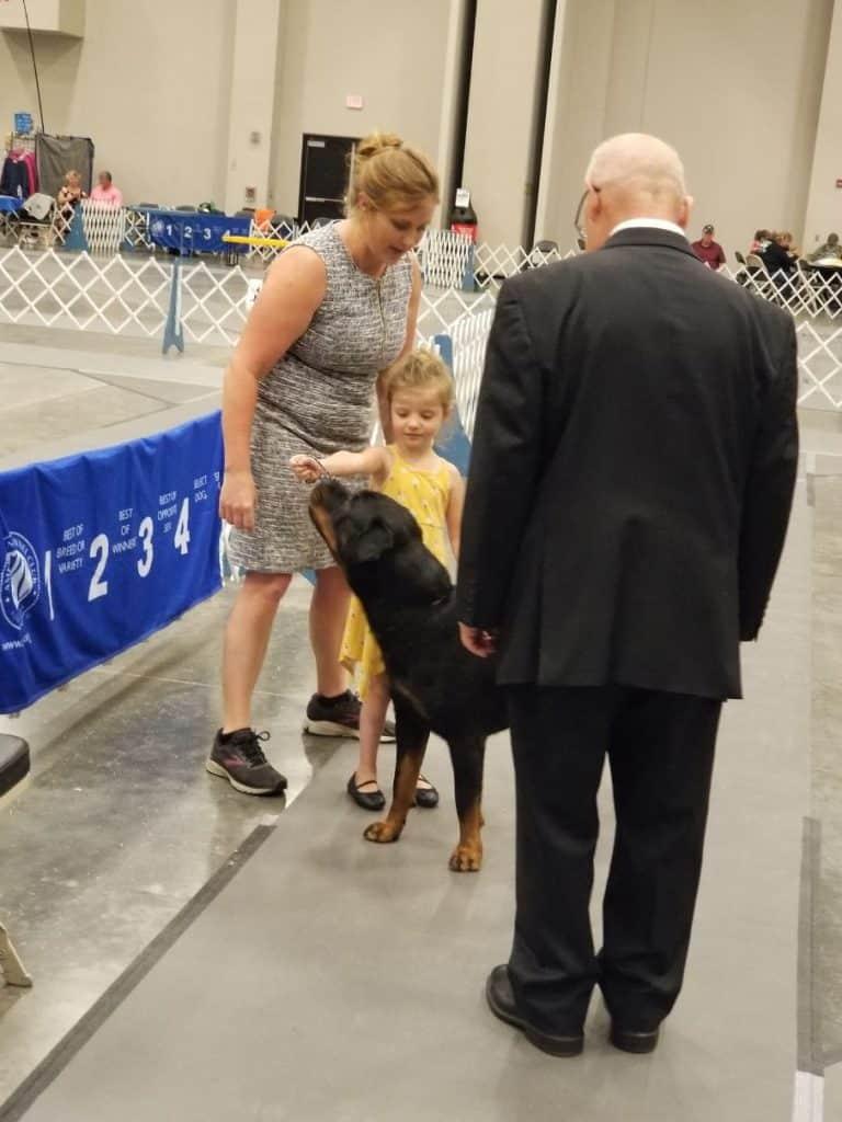 Southeastern Iowa Kennel Club Pee Wee Event
