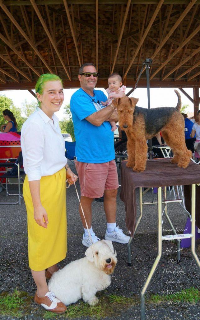Hudson Highlands Casual Summer Dog Show