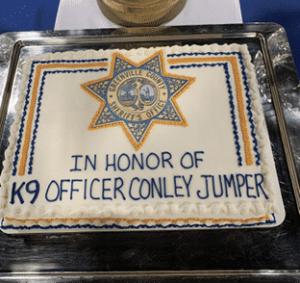 Greenville Kennel Club Honors Fallen Hero Sgt. Conley Jumper
