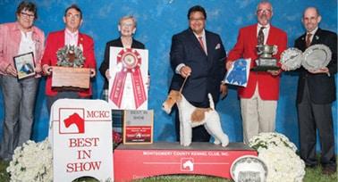 The Breeders Of Montgomery Best In Show Winners