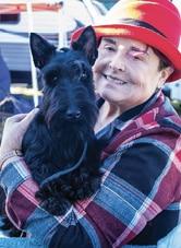 The Terrier Judges   Dr. Vandra L. Huber
